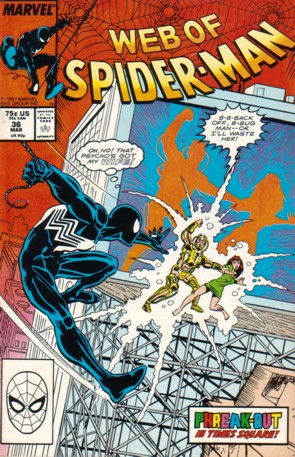 Web of Spider-Man Vol 1 36