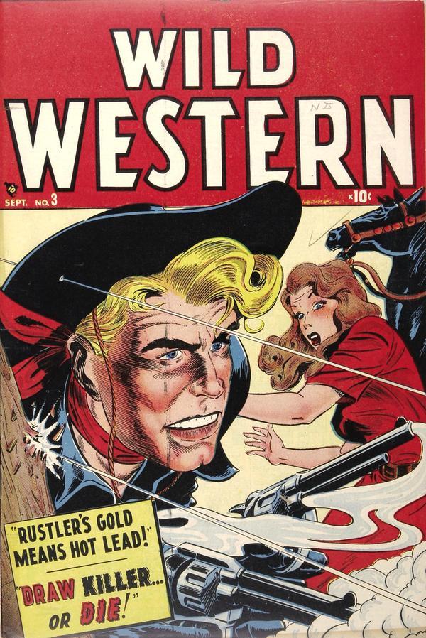 Wild Western Vol 1