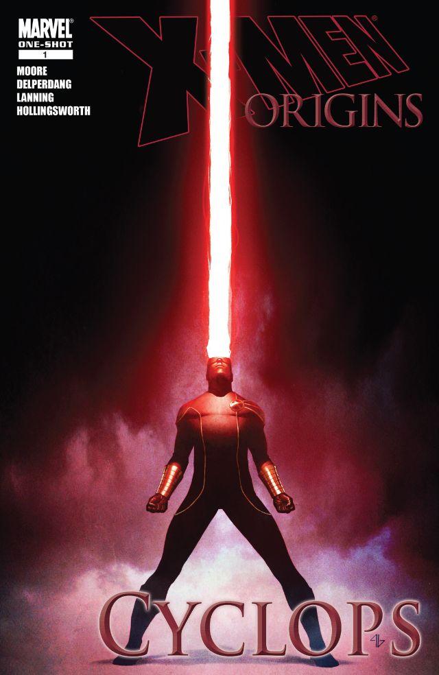 X-Men Origins: Cyclops Vol 1 1