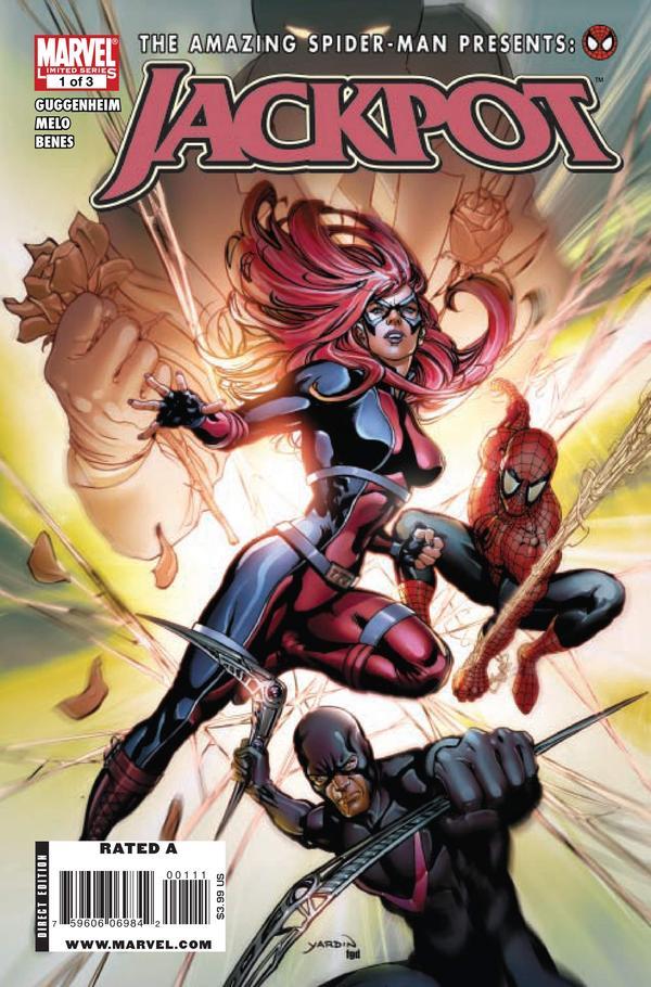 Amazing Spider-Man Presents: Jackpot Vol 1