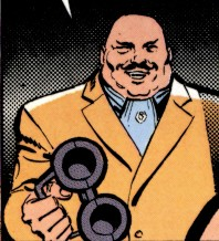 Ambrose Connors (Earth-616)