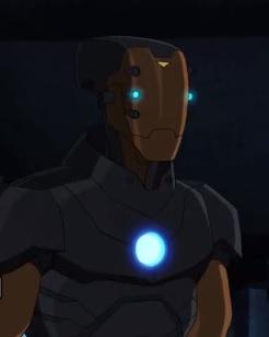 Arsenal (Robot) (Earth-12041)