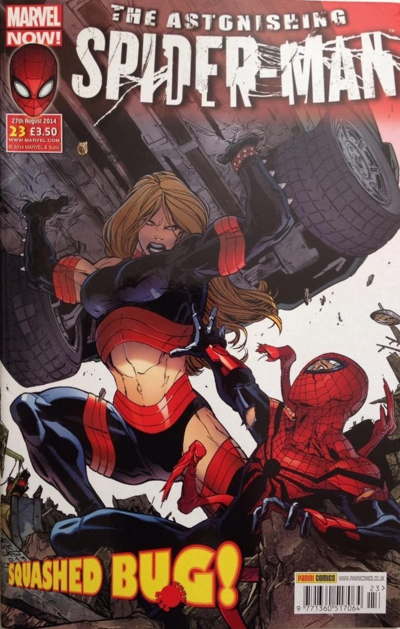 Astonishing Spider-Man Vol 4 23