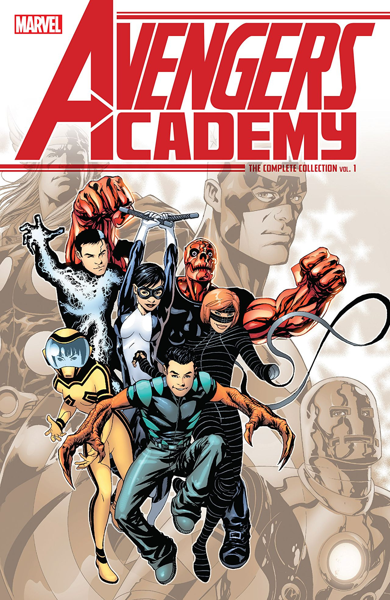Avengers Academy: The Complete Collection Vol 1 1