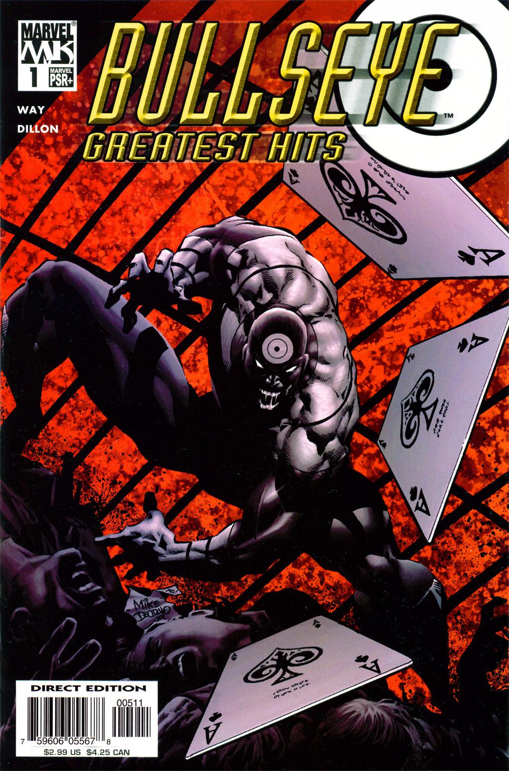 Bullseye: Greatest Hits Vol 1 1