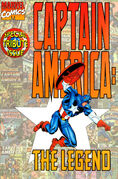 Captain America The Legend Vol 1 1