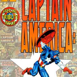 Captain America: The Legend Vol 1 1