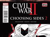 Civil War II: Choosing Sides Vol 1 2