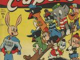 Comic Capers Vol 1