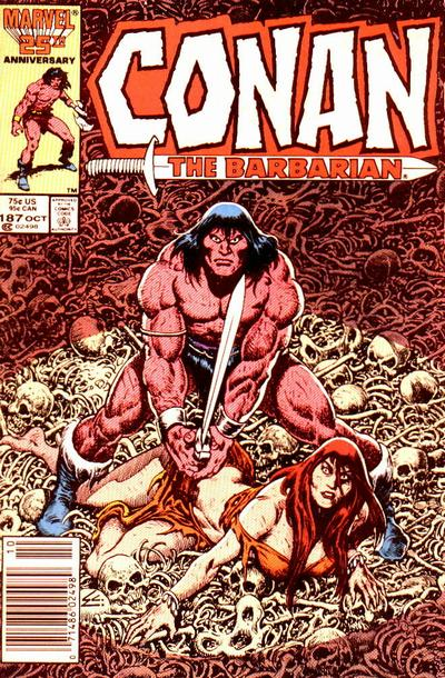Conan the Barbarian Vol 1 187