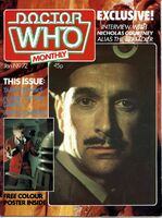 Doctor Who Monthly Vol 1 72