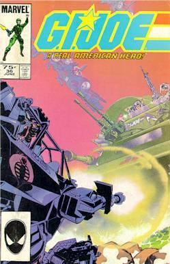 G.I. Joe: A Real American Hero Vol 1 36