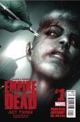 George Romero's Empire of the Dead Act Three Vol 1 1