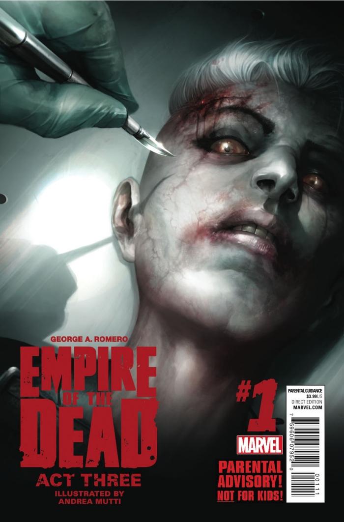 George Romero's Empire of the Dead: Act Three Vol 1 1