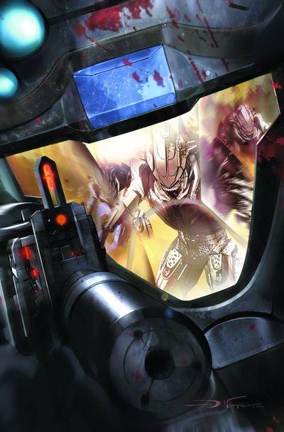 Halo: Helljumper Vol 1 3