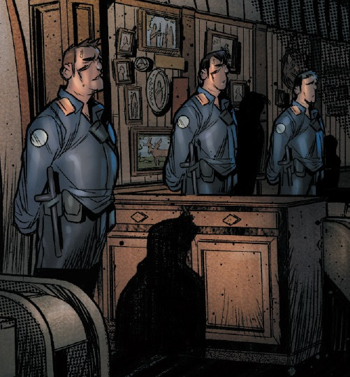 Happy Trails Marshal's Office (Earth-616)