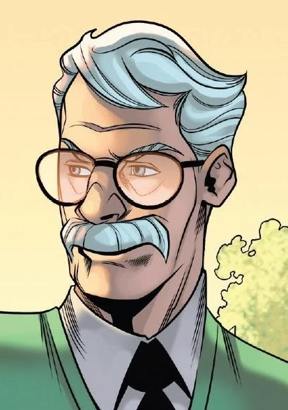 Howard Mason (Earth-616)