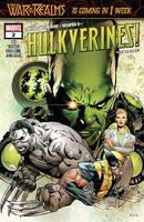 Hulkverines Vol 1 2