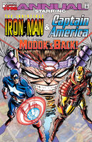 Iron Man & Captain America Vol 1 1998