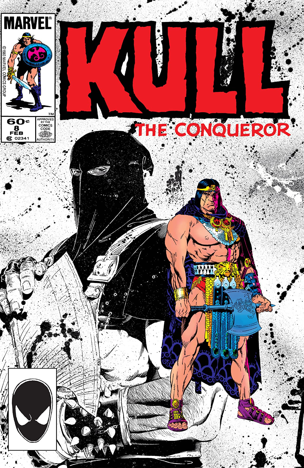 Kull the Conqueror Vol 3 8
