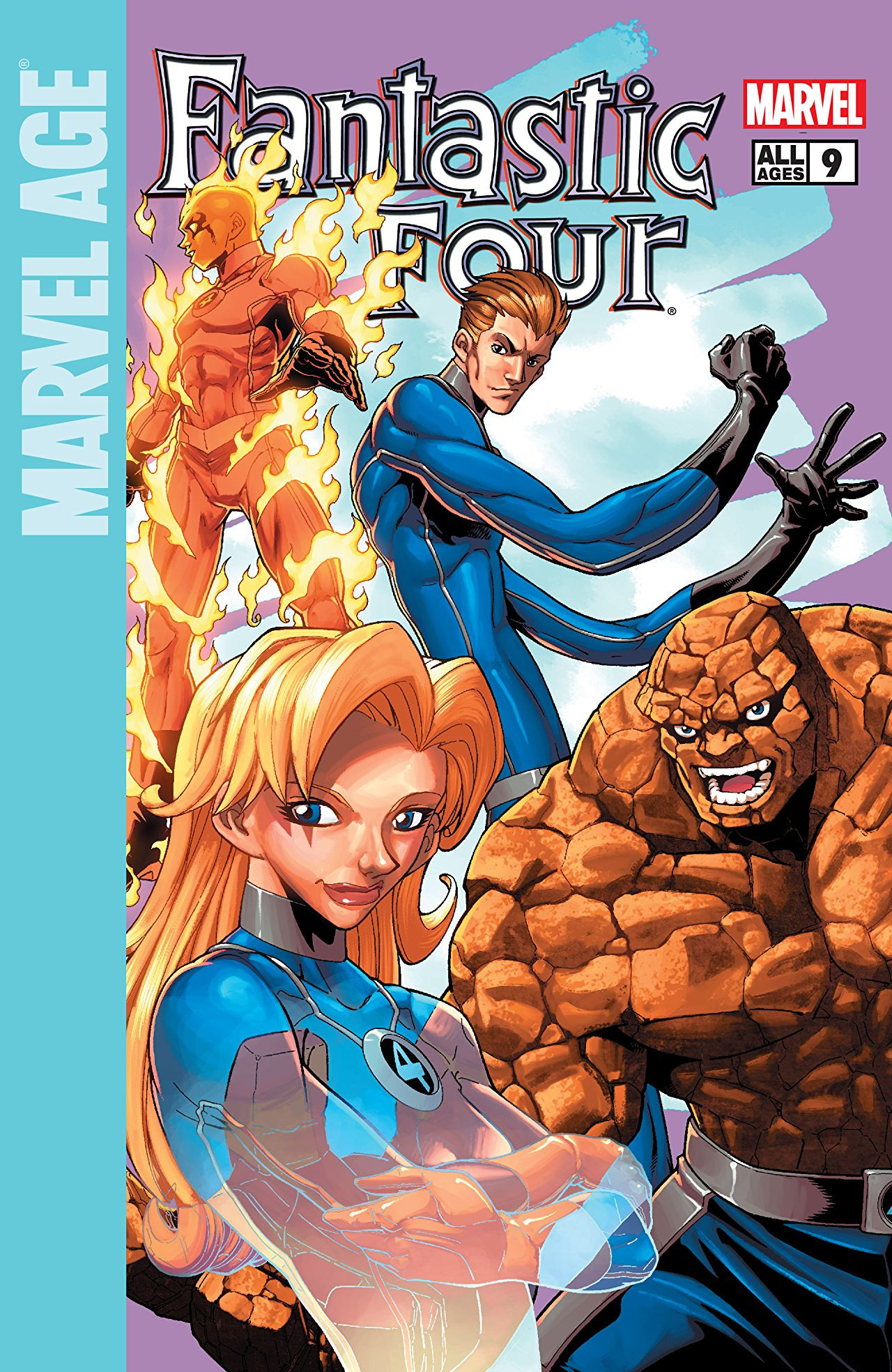 Marvel Age: Fantastic Four Vol 1 9