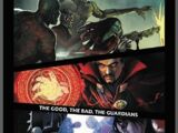 Marvel Cinematic Universe Guidebook: The Good, The Bad, The Guardians Vol 1 1