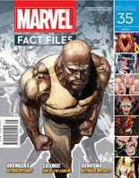Marvel Fact Files Vol 1 35