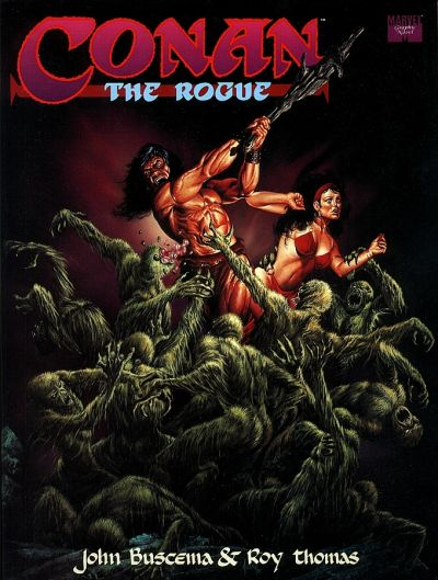 Conan the Rogue Vol 1