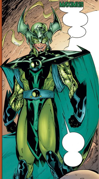 Maximus Boltagon (Heroes Reborn) (Earth-616)