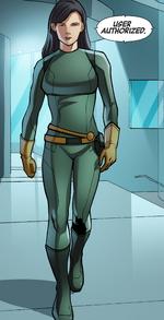 Monica Rappaccini (Earth-12041) Marvel Universe Avengers Infinite Comic Vol 1 6.png