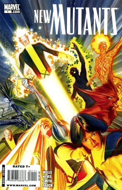 New Mutants Vol 3 1