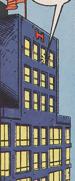New York Hospital from Web of Spider-Man Vol 1 72 001.png
