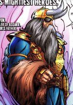 Odin Borson (Earth-33900)