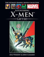 Official Marvel Graphic Novel Collection Vol 1 36