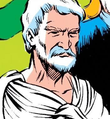 Pythagoras (Earth-616)