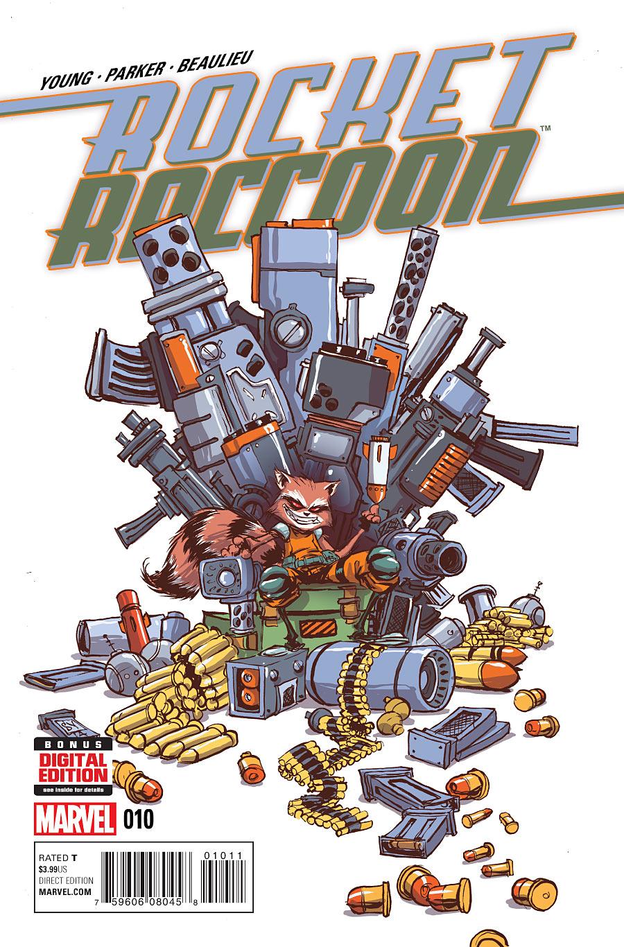 Rocket Raccoon Vol 2 10