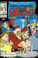 Sergio Aragonés Groo the Wanderer Vol 1 90