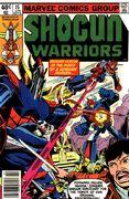 Shogun Warriors Vol 1 15