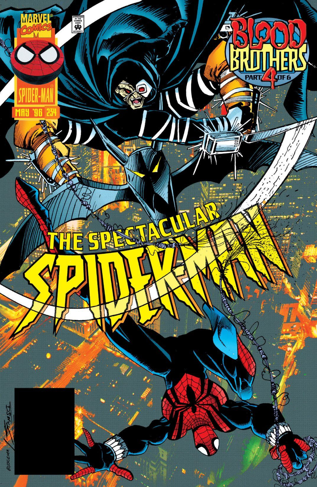 Spectacular Spider-Man Vol 1 234