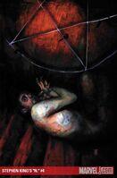 """Stephen King's """"N."""" Vol 1 2 Textless"""