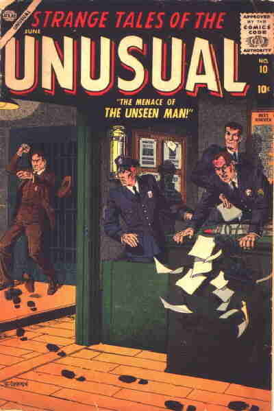 Strange Tales of the Unusual Vol 1 10