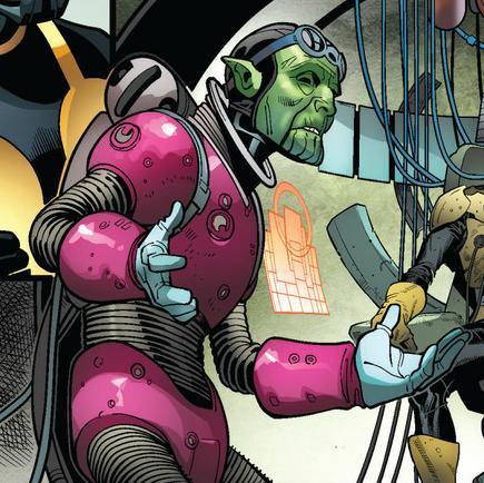 Tinkerer (Skrull) (Earth-616)