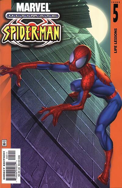 Ultimate Spider-Man Vol 1 5