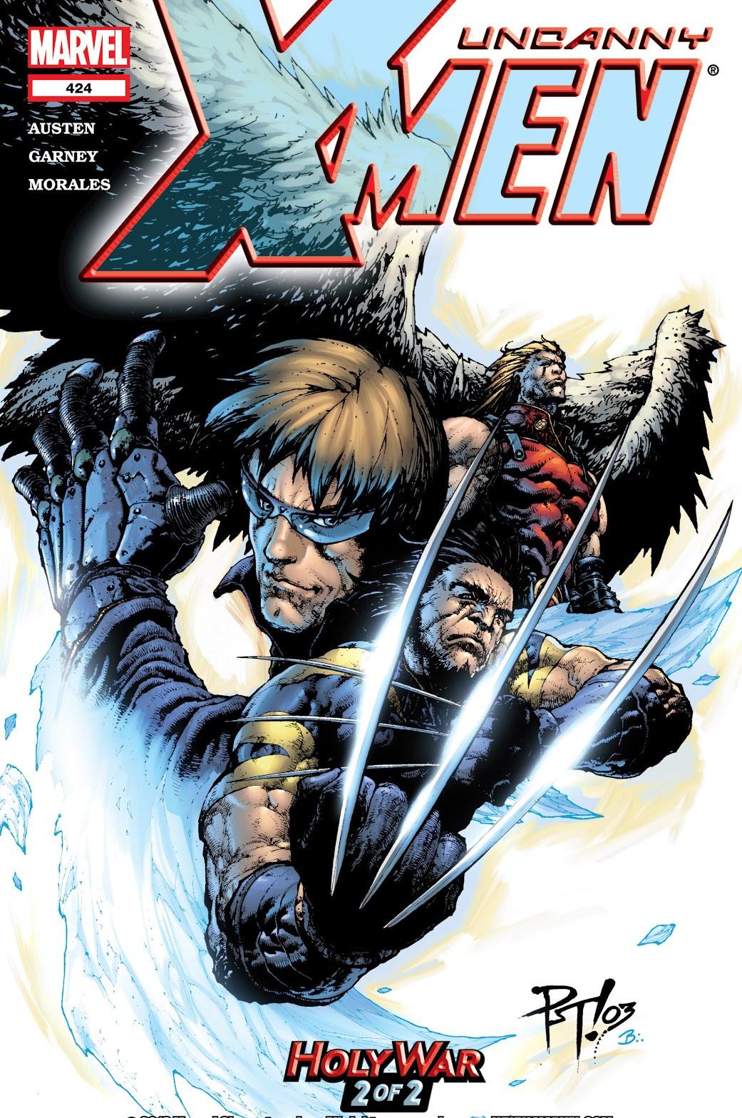 Uncanny X-Men Vol 1 424