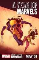 Year of Marvels May Infinite Comic Vol 1 1