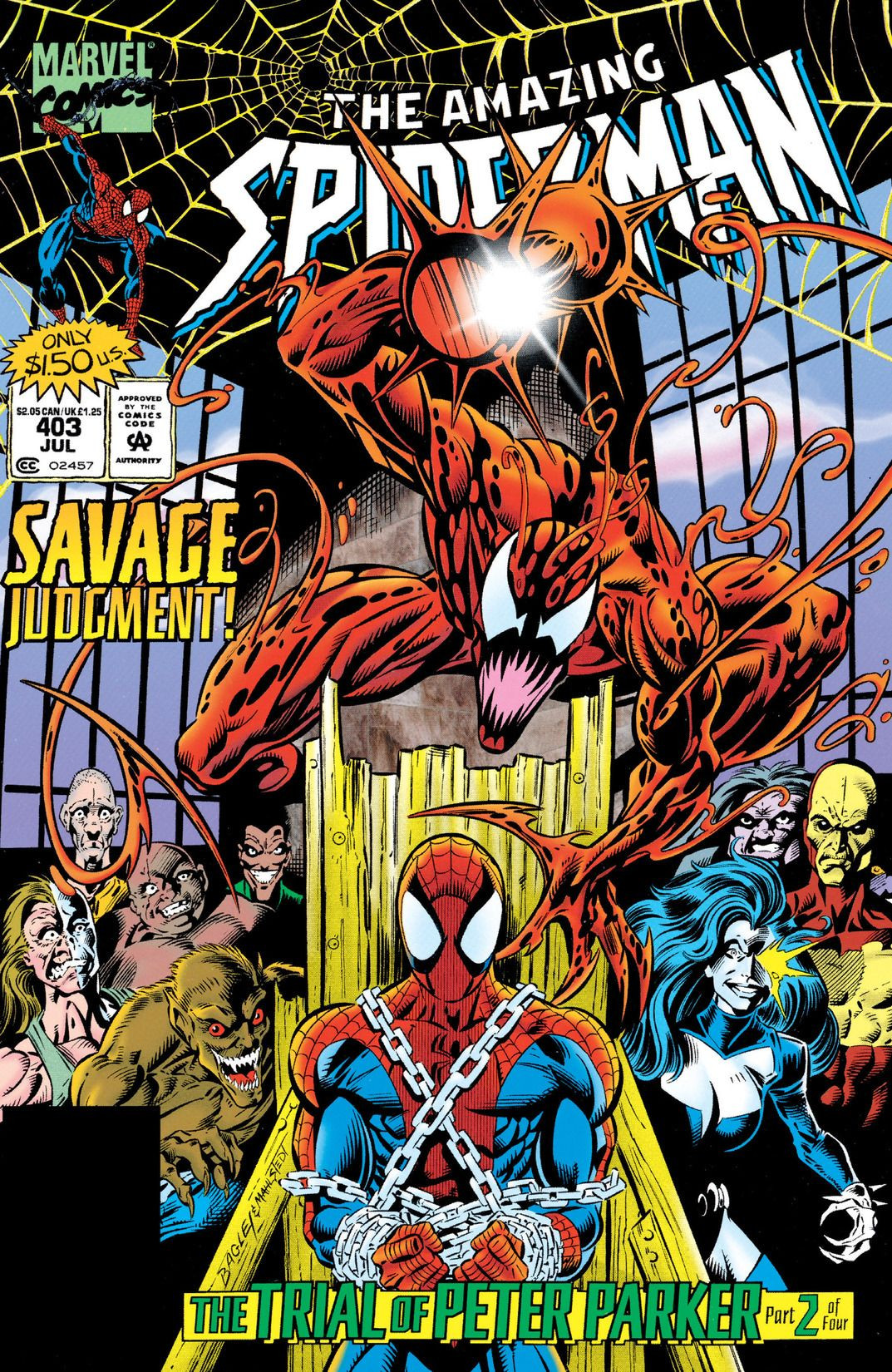Amazing Spider-Man Vol 1 403