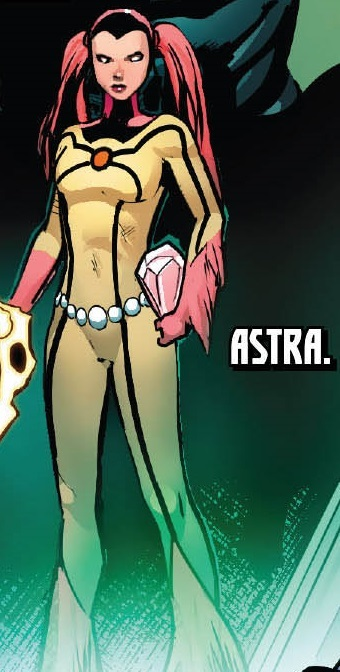 Astra (Imperial Guard) (Earth-616)