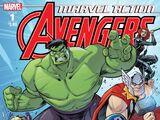 Avengers (IDW) Vol 1
