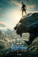 Black Panther (film) poster 002