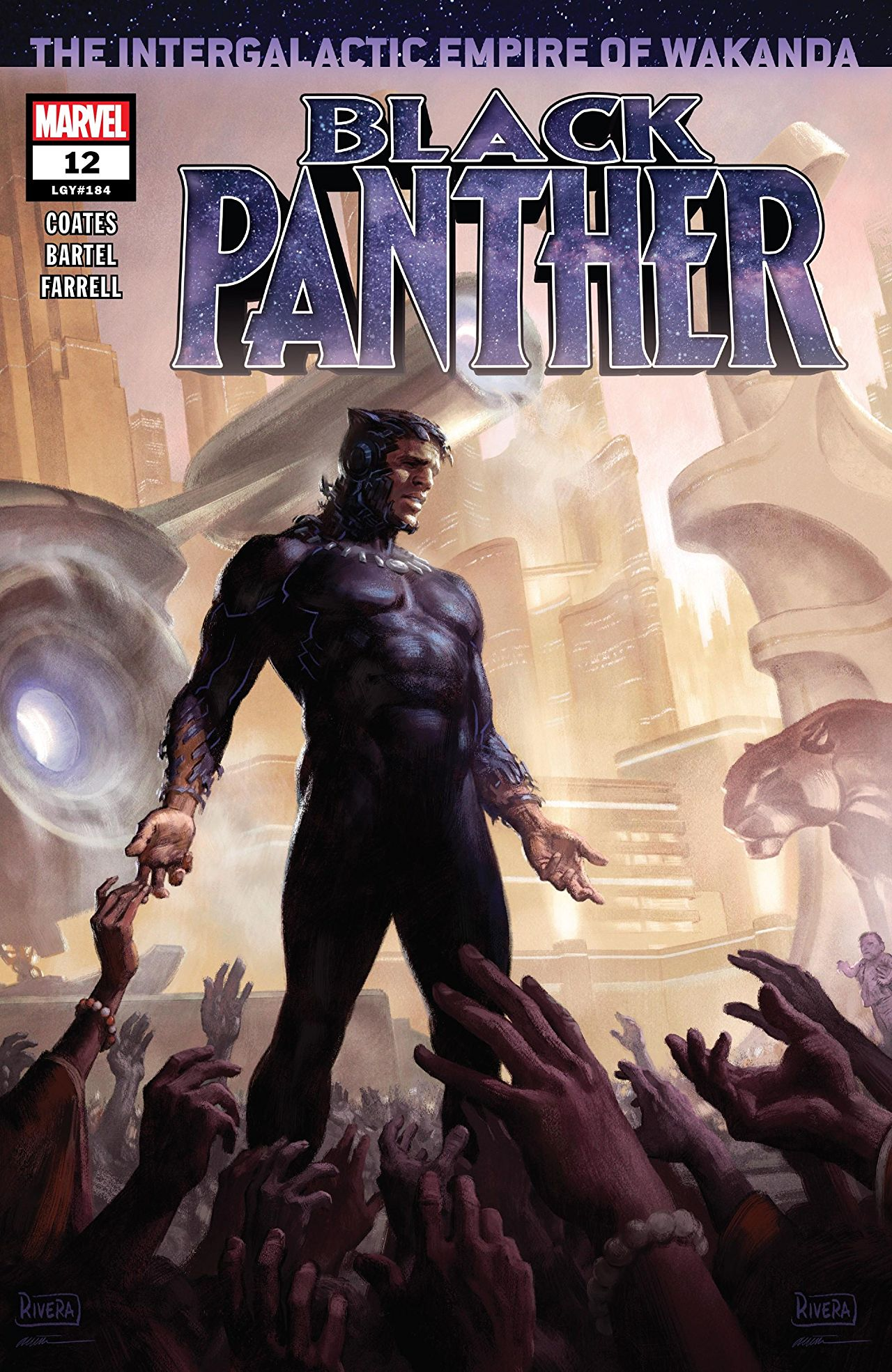 Black Panther Vol 7 12